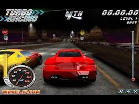 turbo racing 3 gameplay (miniclip 3d racing game) youtube