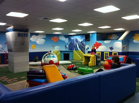 baby play seattle the best airports for and families