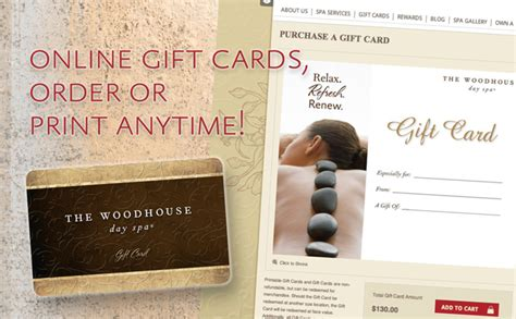 Balance Day Spa Gift Card Balance - woodhouse day spas lubbock tx