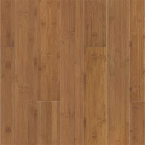 Shop Natural Floors by USFloors 3.78 in Spice Bamboo Solid