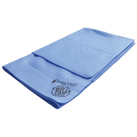 Cooling Towel frogg toggs the chilly chilly pad towel xtra large cooling towel by frogg toggs golf towels