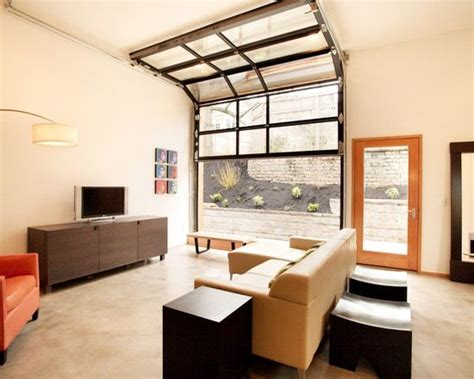20 cool living spaces inside of garages how to transform a garage into a living space on a budget
