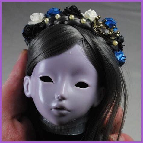 tutorial wig bjd 17 best images about doll tutorials on pinterest vinyl