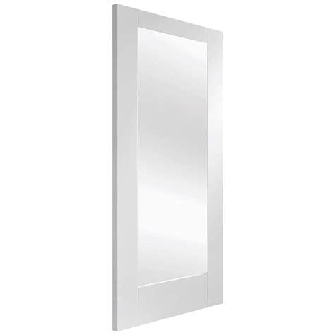 pattern 10 white internal door xl joinery pattern 10 white primed obscure glass internal