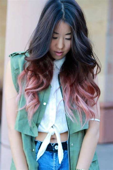 asian with colored 20 asian with hair hairstyles haircuts 2016 2017