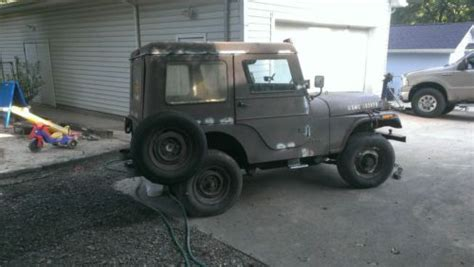 1978 Jeep Cj5 Parts Purchase Used 1978 Jeep Cj5 2 Door 4 2 In
