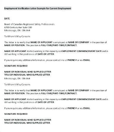 Proof Of Employment Letter For Bank Loan verification of employment letter citybirds club