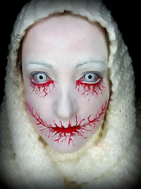 ideas scary 30 best creepy scary makeup ideas 2015 for