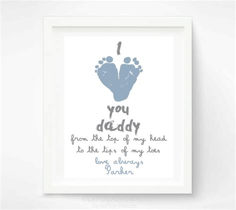 personalized fathers day gifts personalized s day gift for new i you