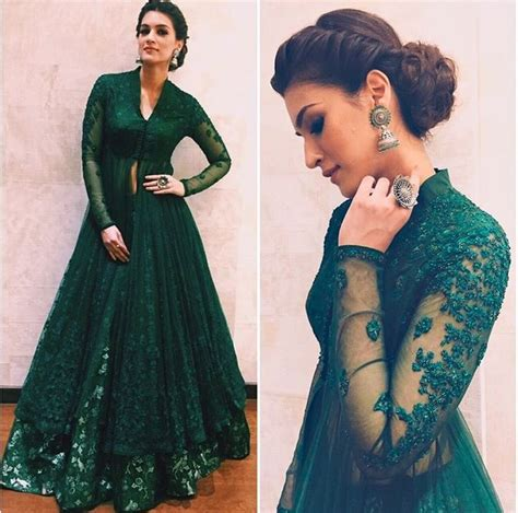 hairstyles for girl on gown the 25 best ideas about anarkali on pinterest indian