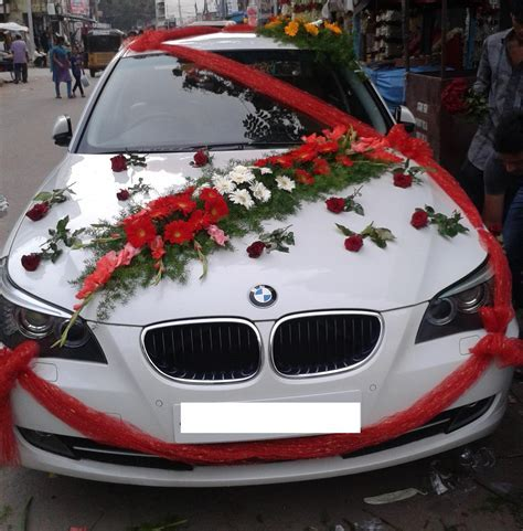 Car Decoration for Wedding in Some Ways