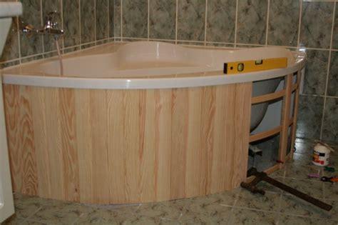 comment coffrer une baignoire comment habiller une baignoire d angle 34 messages page 3