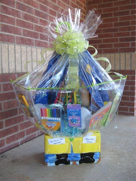 Themed Basket Ideas - silent auction ideas class basket quot rainy day quot silent