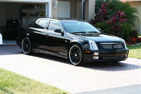 custom rubber sts large hbueno 2005 cadillac sts specs photos modification info