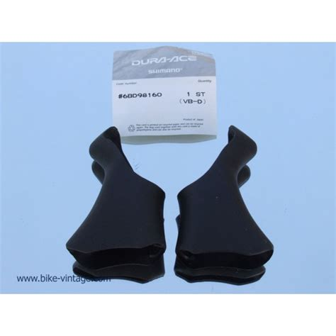 Shimano Dura Ace Shifter Brake Rubber Hoods St 7700 New