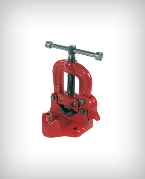 bench yoke vise the hardest working pipe vises and supports wheeler rex