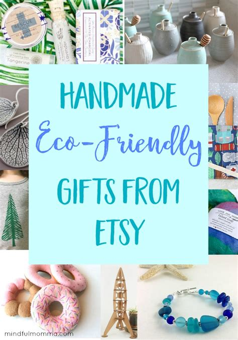 Handmade Gifts Etsy - handmade gifts from etsy that are eco friendly