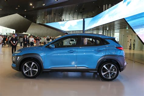 Hyundai Proving Grounds by Five Essential Design Details Of The 2018 Hyundai Kona