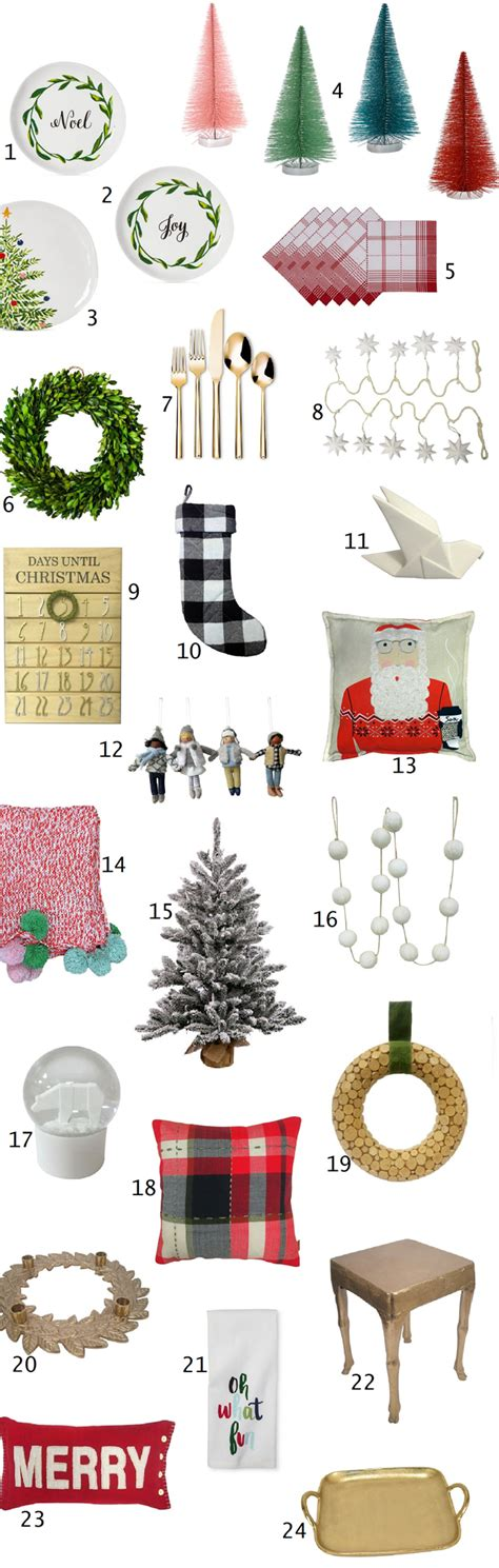 target christmas tree decorations decorations to grab now at target emily a clark
