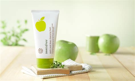 Innisfree Apple Cleansing testerkorea trend setter from korea