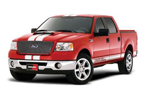 roush puts big time pickup in a pickup with the new 500rc