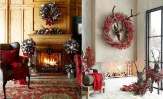 rustic christmas decorating ideas canadian log homes in time for christmas christmas decorations ideas