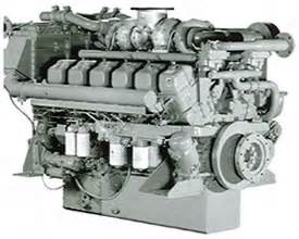 Mitsubishi Marine Diesel Engine Tim Co Engine Services And Equipment Inc