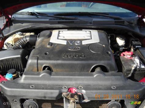 3 5 Kia Sorento Engine 2004 Kia Sorento Ex 3 5 Liter Dohc 24 Valve V6 Engine
