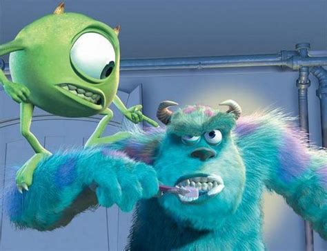 monsters inc quotes scary feet