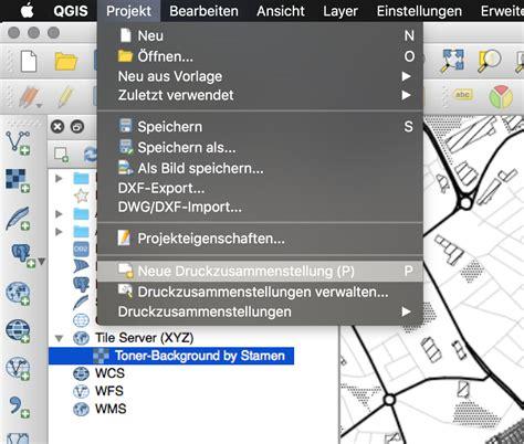qgis layout erstellen how to map projektvorstellungen fablab l 252 beck community