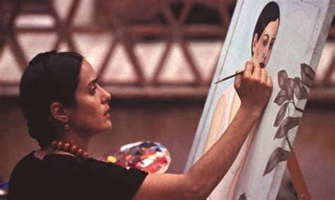 Gamis Syari Futrida salma hayek on why frida kahlo was a great artist