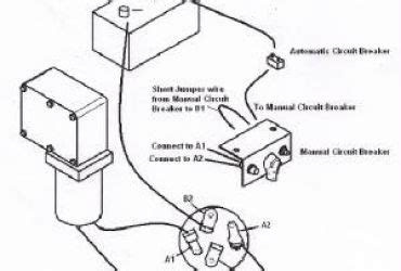 wiring diagram for reversing a dc motor. wiring. picture