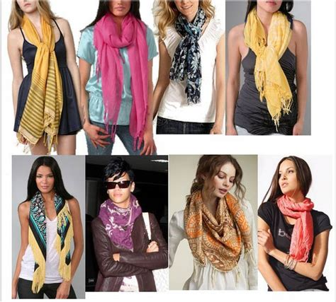 scarves styles 25 ways to wear scarf xcitefun net