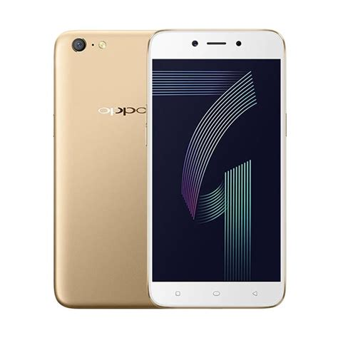 A71 2gb Gold by Jual Oppo A71 Smartphone Gold 16 Gb 2 Gb 4g Lte