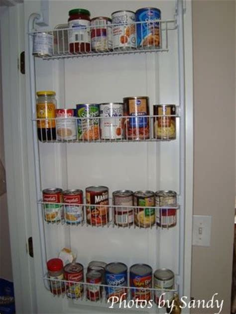 pantry wire shelf organization