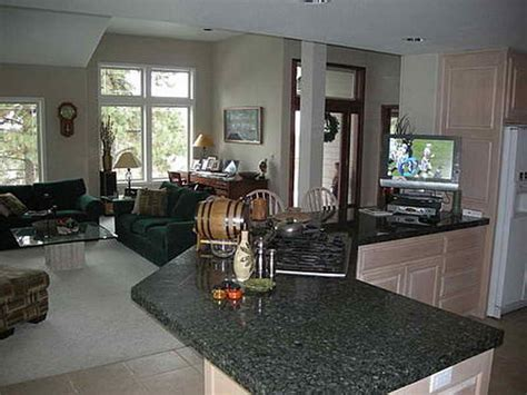 open floor plan kitchen and living room open living room kitchen floor plans smileydot us