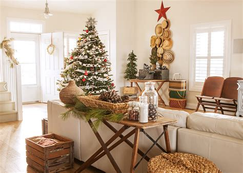 primitive tree decorating ideas 1