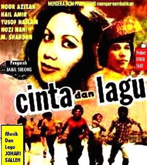 film malaysia cinta dan wahyu filem klasik malaysia cinta dan lagu 1976