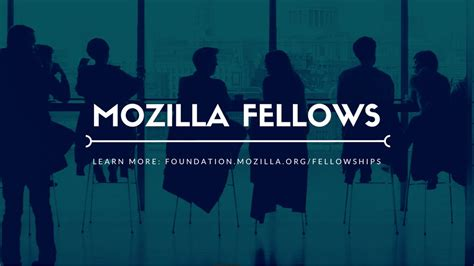 Usd Mba Application Deadline by Mozilla Fellowship For Science Program 2018 For Open