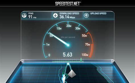 test speed controllare la velocit 224 della connessione con speedtest