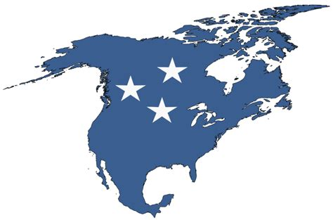 american union map file flag map of the american union png wikimedia