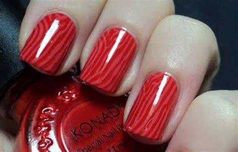 imagenes de uñas pintadas en color rojo u 241 as decoradas color rojo u 241 asdecoradas club