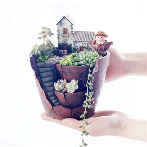 shop popular succulent plant pot from china aliexpress popular personalized plant pots buy cheap personalized