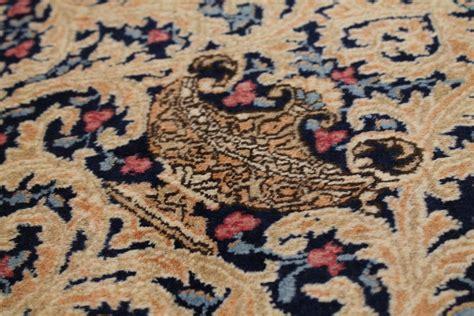 7x7 Area Rugs 7x7 Unique Square S Antique Handmade Kerman Area Rug Carpet 6x7 Ebay