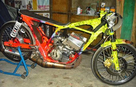 Knalpot Rx King Drag Spesial Crum 100 gambar motor drag mio jupiter rx king