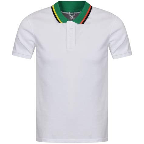 Polo Shirt Kenzo Premium kenzo kenzo white placket embroidered polo shirt