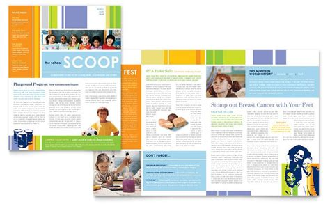 layout of newsletter newsletter template school newsletter pinterest