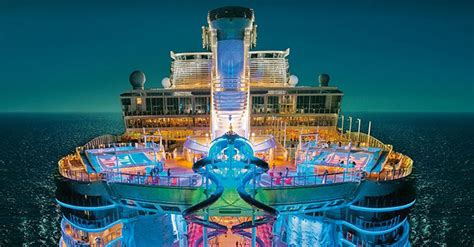 royal caribbeans newest ship royal caribbean names newest cruise ship symphony of the