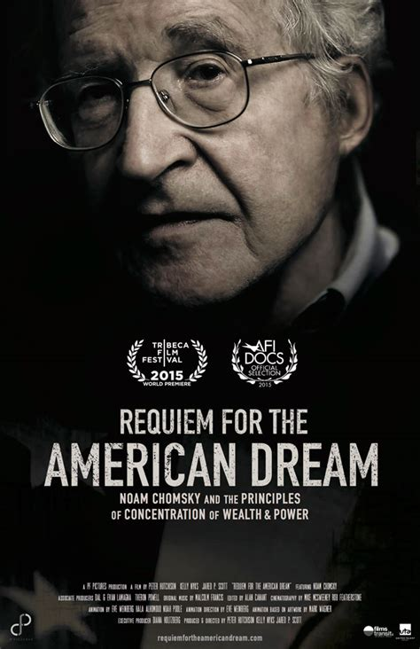 film comedy and the american dream requiem for the american dream zeitgeist films