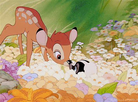 disney bambi gif find & share on giphy